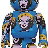 Bearbrick - Andy Warhol - 瑪麗蓮·夢露 1000%