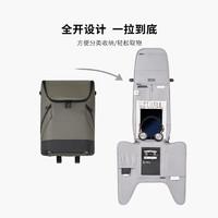 90分双肩包商务旅行背包男大容量男士书包出差旅游包15.6寸电脑包
