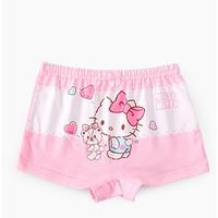Hello Kitty 凯蒂猫 女童纯棉内裤2条装