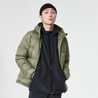 LI-NING 李宁 韦德系列 AYMQ043 男士鹅绒羽绒服