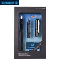 Schneider Electric 施耐德电气 Schneider 施耐德 BK400 钢笔 双笔头套装