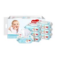 HUGGIES 好奇 纯水婴儿湿巾 80抽 6包装 *3件