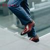 REGAL/丽格日本制商务正装男鞋德比男士固特异正装鞋W85D JPY7