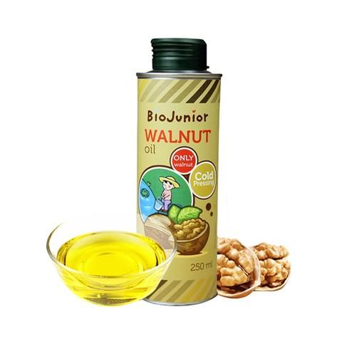 BioJunior 碧欧奇 婴幼儿营养核桃油 250ml
