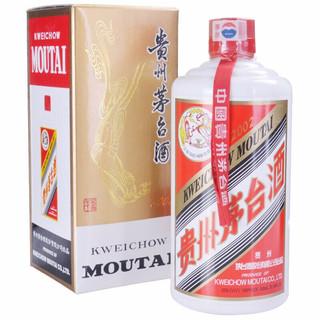 MOUTAI 茅台 飞天茅台 2002年 53%vol 酱香型白酒