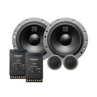 丹拿DYNAUDIO ESOTAN 236 +232 汽车音响改装 两分频套装+480.6DSP+STA-8八喇叭超薄低音处理器功放套餐