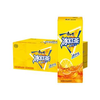 有券的上 : 康师傅 冰红茶 柠檬红茶饮料 250ml*24盒