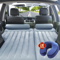 卡飾社SUV車載充氣床 自駕游裝備 野營氣墊床旅行睡墊 汽車后排床墊氣墊床車載