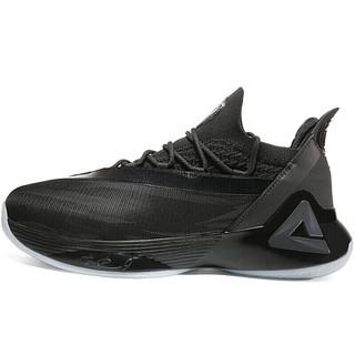 PEAK 匹克 帕克7代系列 男子篮球鞋 E93323A 黑色 38