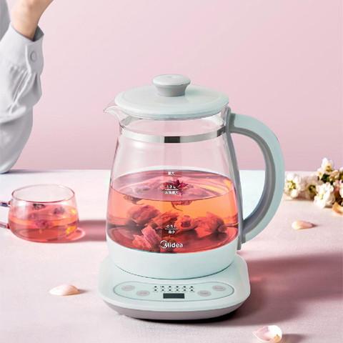 聚划算百亿补贴:Midea 美的 MK-YS15M210 多功能煮茶壶