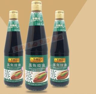 LEE KUM KEE 李锦记 蒸鱼豉油 750ml