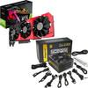 Segotep 鑫谷 GP系列 GP900G 800w 全模组化 电脑电源 金牌(90%)+七彩虹 战斧 GeForce RTX 3080 10G 显卡