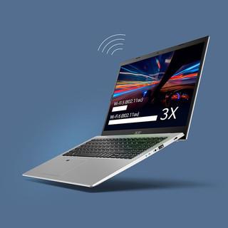 acer 宏碁 新蜂鸟系列 新蜂鸟Fun 14英寸 笔记本电脑 酷睿i5-1135G7 16GB 512GB SSD 核显 银色