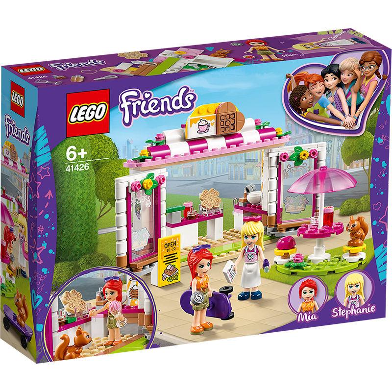 百亿补贴 : LEGO 乐高 好朋友系列 41426 心湖城咖啡厅