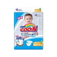 GOO.N 大王 维E系列 通用环贴式纸尿裤 M64片