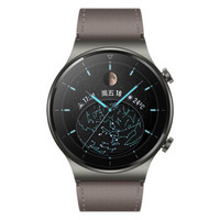 22日10点、京东PLUS会员:HUAWEI 华为 WATCH GT 2 Pro 智能手表 46mm