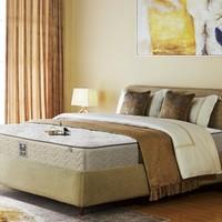百亿补贴:Sealy 丝涟 皇室护脊舒享版 弹簧床垫 1.5/1.8m