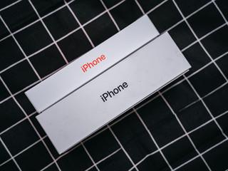 iPhone12還是紅色比較亮騷