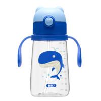 苏宁SUPER会员:BeddyBear 杯具熊 儿童水杯 380ml