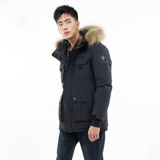 BLACK ICE 黑冰 F8523 男士700蓬鹅绒派克大衣