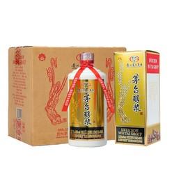 贵州茅台集团 茅台醇浆 封坛珍藏 53度 500ml*6整箱 酱香型白酒