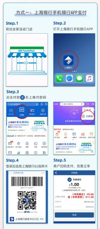 上海银行 X 全家 周五咖啡专享福利