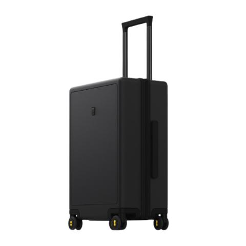 LEVEL8 地平线8号 地平线8号(LEVEL8)行李箱旅行箱登机箱密码箱20英寸德国科思创PC箱体男女拉杆箱 黑色(锤科出品)
