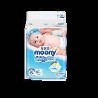 moony  尤妮佳 婴儿纸尿裤 S84片
