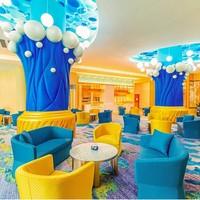 珠海长隆新地标!珠海长隆海洋科学酒店 印度洋房1晚(含海洋王国门票3张+3人晚餐)