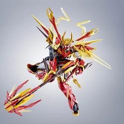 BANDAI 万代 ROBOT魂《王者荣耀》孙悟空 零号赤焰