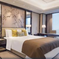 长沙瑞吉酒店 高级大床房 1晚 无早餐