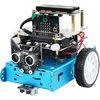 创乐博 编程机器人microbit智能小车机器人micro:bit套件 图形化python编程 A套餐:标准套餐 天空蓝