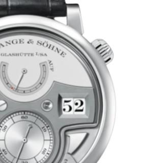A. LANGE & SÖHNE 朗格 ZEITWERK系列 44.2毫米自动上链腕表 147.025