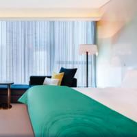 香港W酒店 奇妙城景特大床房 1晚 无早餐