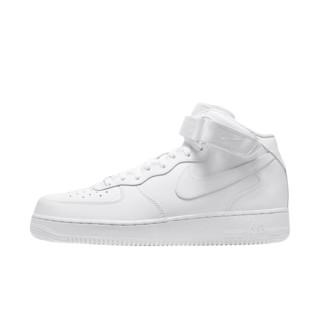NIKE 耐克 AIR FORCE 1 MID '07 男子休闲运动鞋 315123-111 白色 42