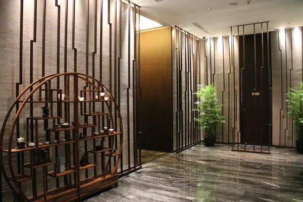 魔都首秀!上海衡山路十二号华邑酒店 中式早午茶套餐