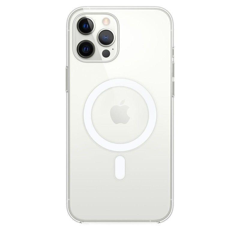 Apple 苹果 iPhone 12 /12Pro 专用 MagSafe 透明保护壳