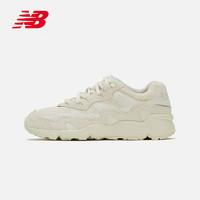 New Balance NB官方情侣款850系列ML850CG潮流复古设计休闲老爹鞋(43、浅粉色 ML850CS)
