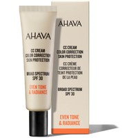 AHAVA CC霜SPF30遮瑕粉底液30ml