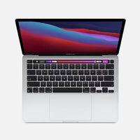 百亿补贴:Apple 苹果 MacBook Pro 13.3英寸笔记本电脑 (Apple M1、8GB、256GB)