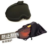迪卡侬旗舰店冬季户外滑雪雪镜护目镜包WEDZE6(雪镜袋)