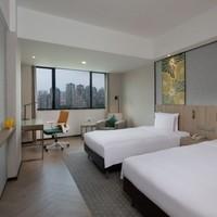 周末专享,春节不加价!上海古井假日酒店 豪华房2晚(不含早)