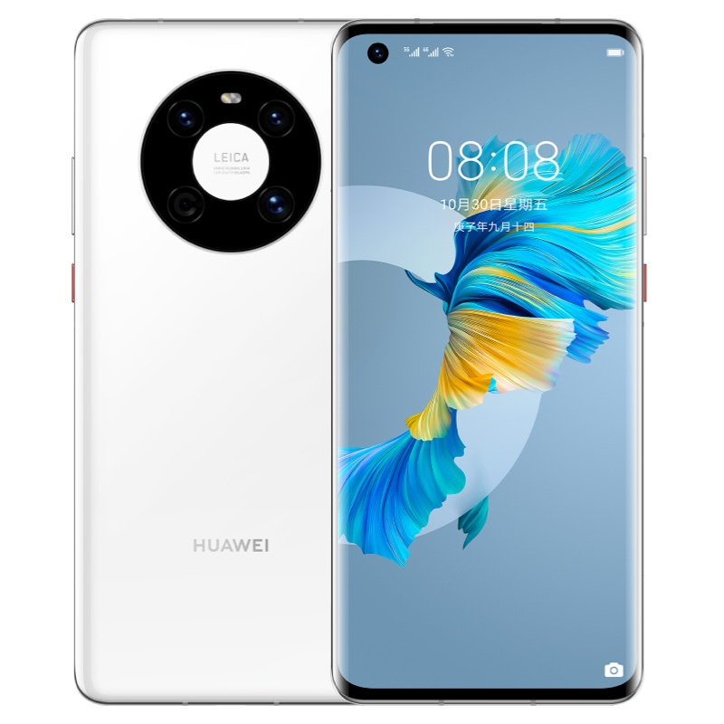 18日10:08 : HUAWEI 华为 Mate 40 5G版 智能手机 8GB 128GB