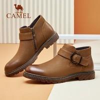 CAMEL 骆驼 A84221379 男士中帮靴