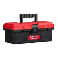 DELIXI 德力西 多功能工具盒 双层 12寸