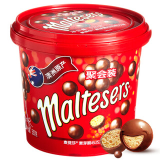 maltesers 麦提莎 麦芽脆心牛奶巧克力  520g
