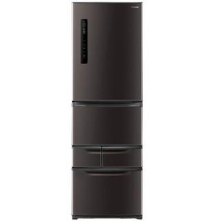 TOSHIBA 东芝 GR-RM433WE-PM237 412升 多门冰箱