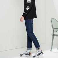 唯品尖货:Lee LMS7061VJBAZ 男装直脚牛仔裤