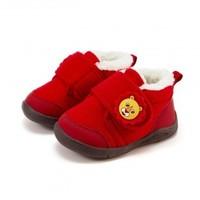 Fisher-Price 费雪 宝宝加绒学步鞋