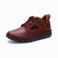 历史低价:Clarks Unnature MID 男士系带休闲鞋